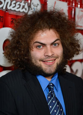 Dustin Ybarra at the California premiere of &quot;21 and Over.&quot;